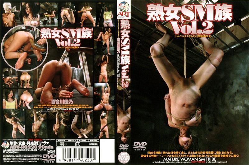 熟女SM族 Vol.2 百合川佳乃の画像